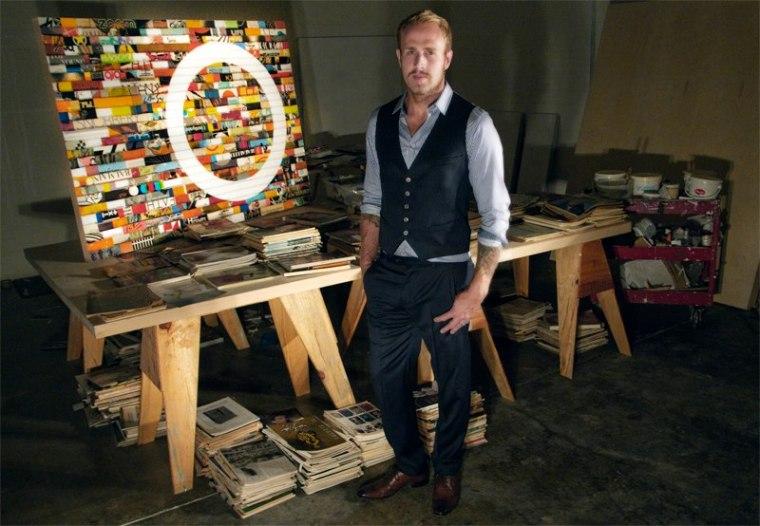 James Verbicky Artist Portrait 2012