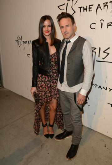 David Arquette at the 2013 Art of Elysium 'Pieces of Heaven' Auction