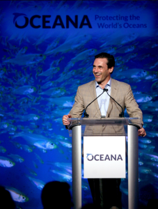 Jon Hamm / Oceana SeaChange Summer Party 2015