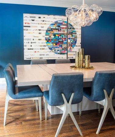 Verbicky Citta Samtana Home Installation 2017