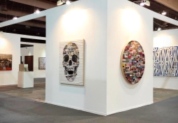 Zona Maco 2018 exhibition in Mexico City with GE Galeria
